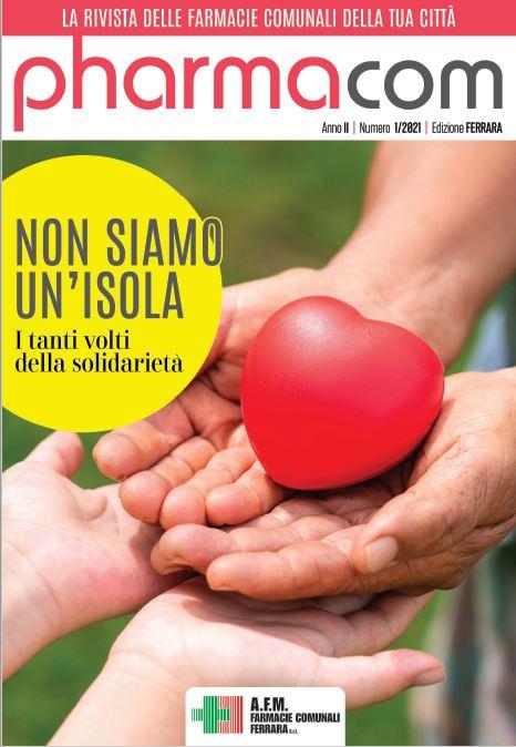 Pharmacom n.1 2021 copertina
